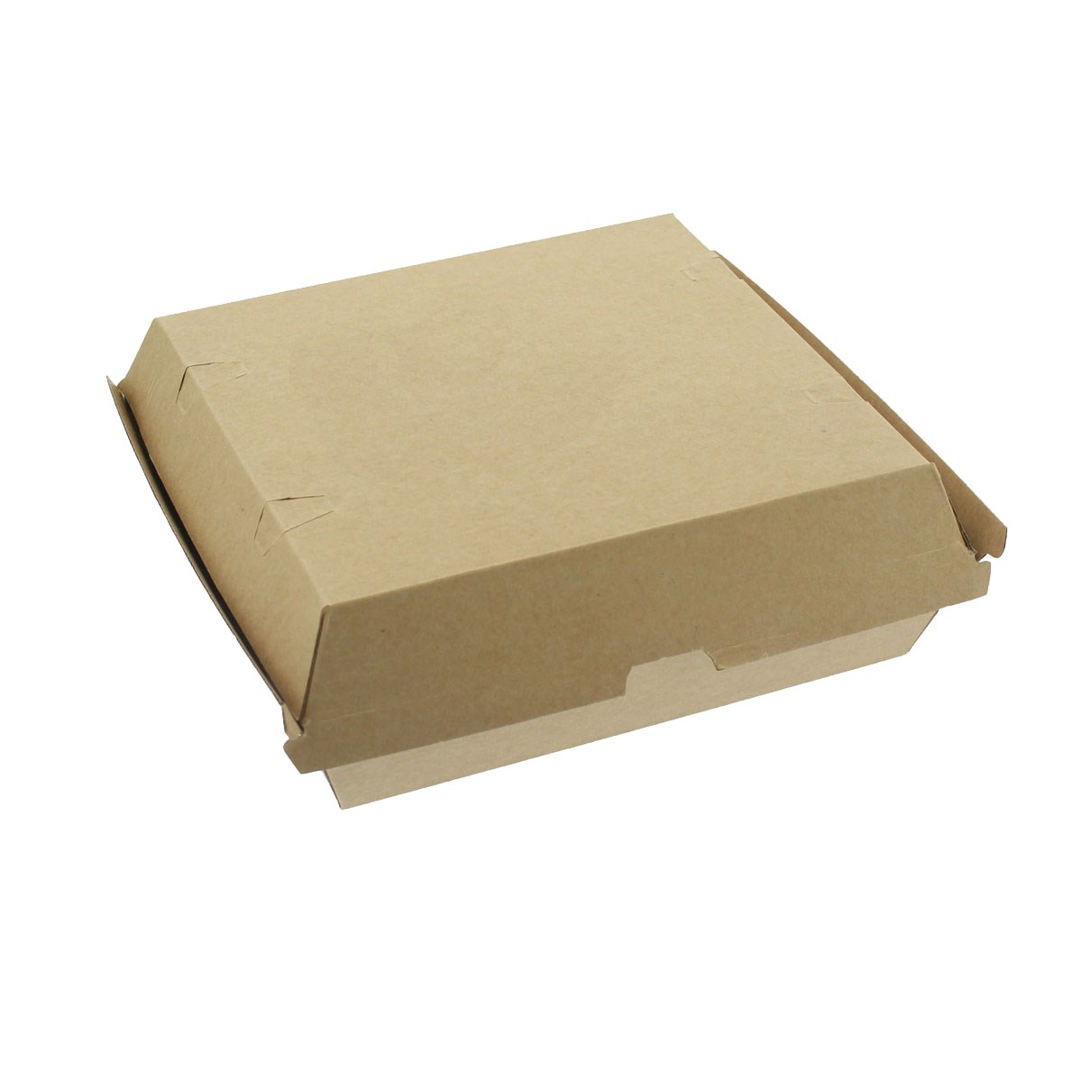 Meal Boxes with Lid Kraft - Extra Large - 7