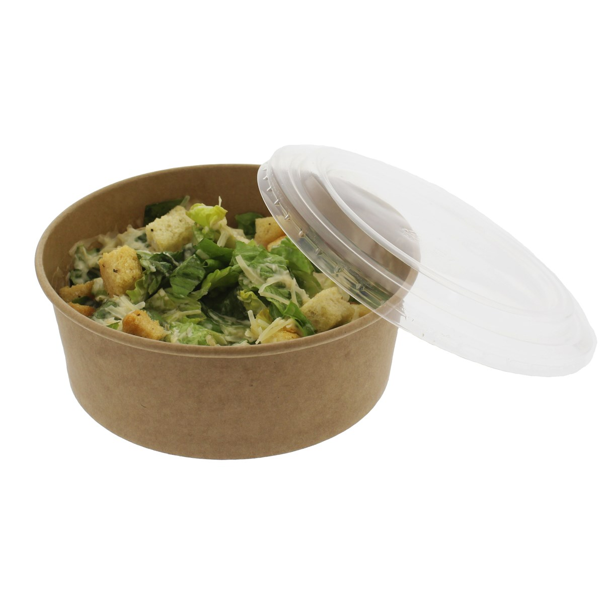 Salad Bowl Earth Friendly - 1000ml - 45 Per Pack