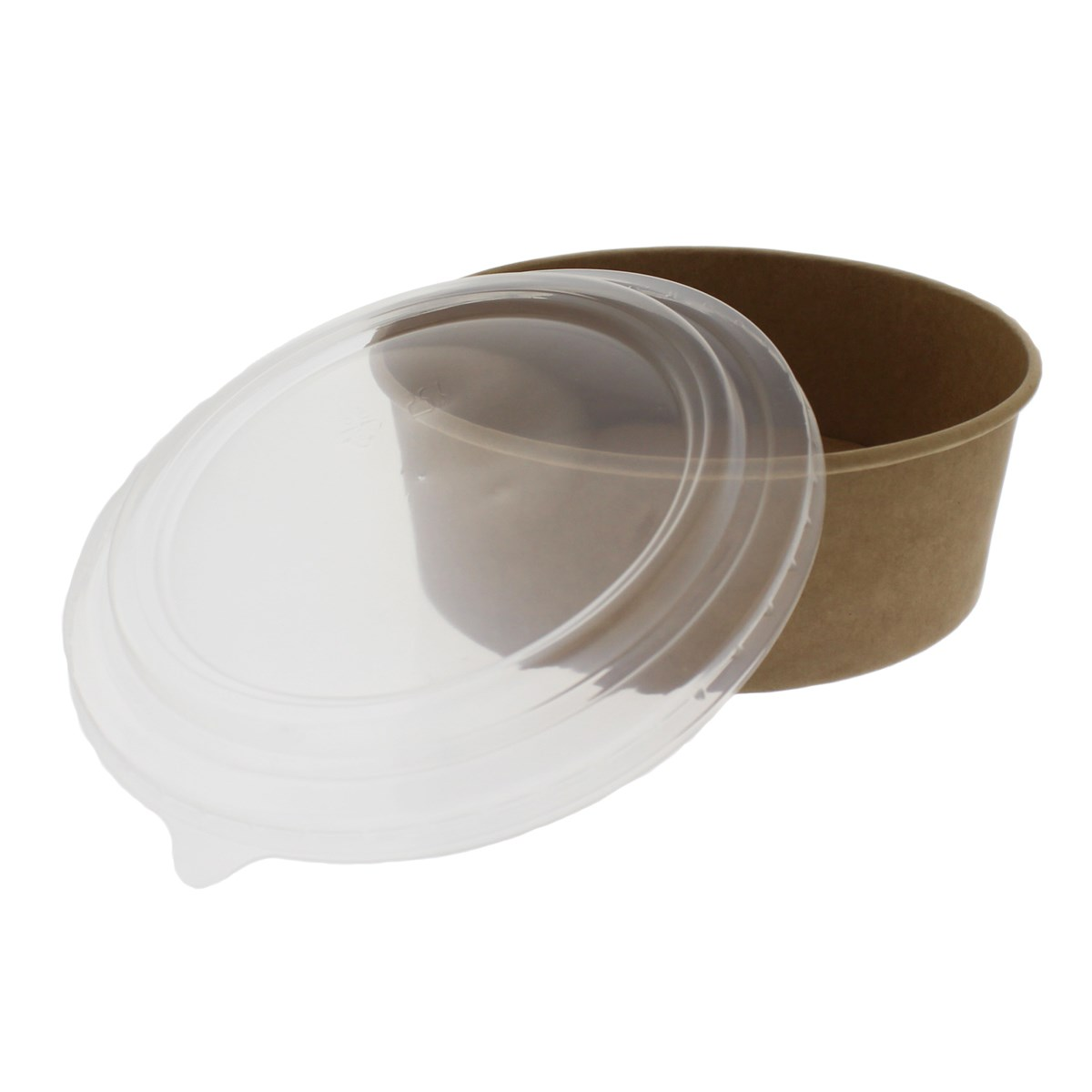 Salad Bowl Lids - 1000ml - 45 Per Pack
