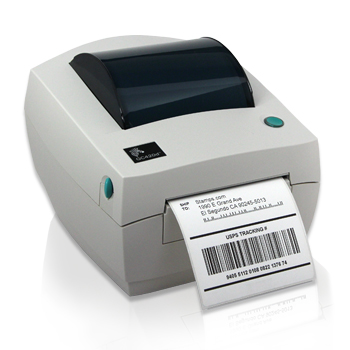 Zebra GC 420 Direct Thermal Label Printer